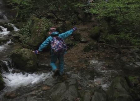カラ迫岳山開き 2018-04-15 059
