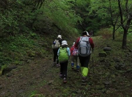 カラ迫岳山開き 2018-04-15 040