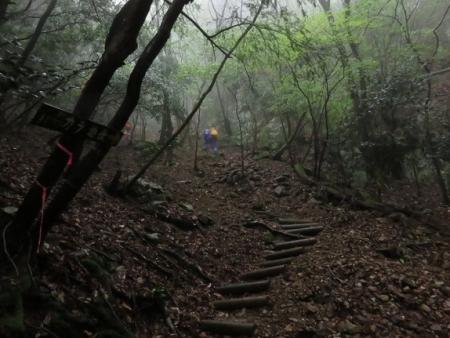 カラ迫岳山開き 2018-04-15 084