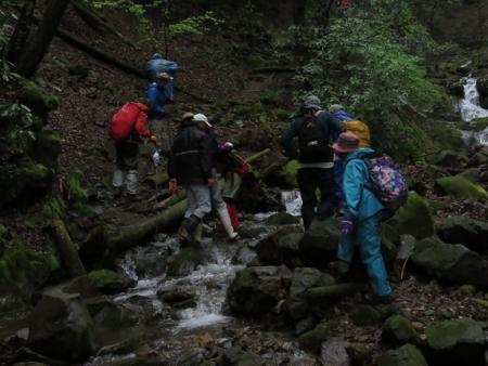カラ迫岳山開き 2018-04-15 067