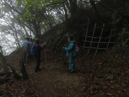 カラ迫岳山開き 2018-04-15 089