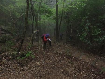 カラ迫岳山開き 2018-04-15 085