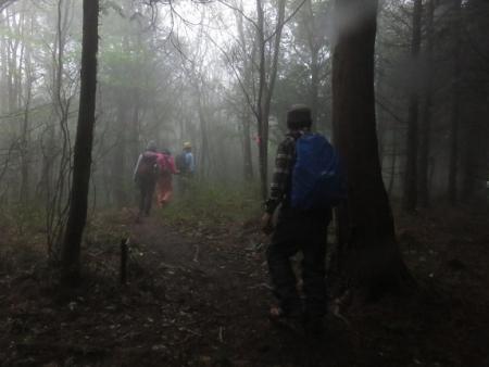 カラ迫岳山開き 2018-04-15 109