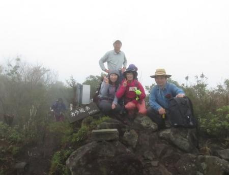 カラ迫岳山開き 2018-04-15 122