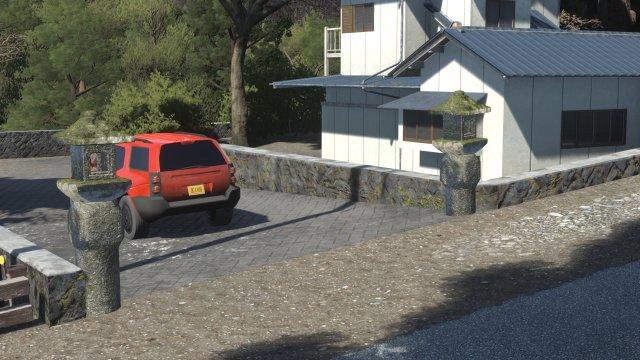 ドライブクラブの日本コース5