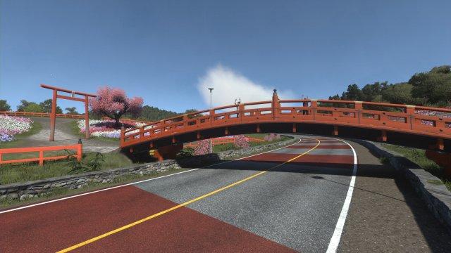 ドライブクラブの日本コース4