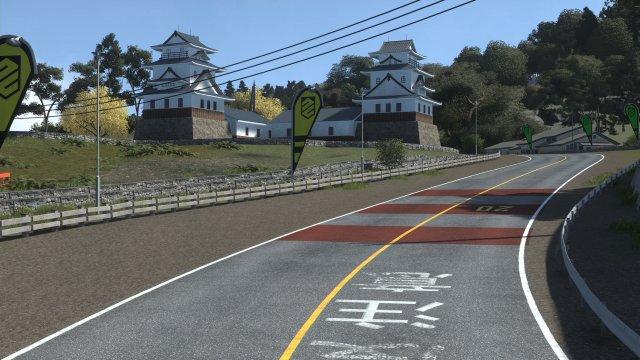 ドライブクラブの日本コース3