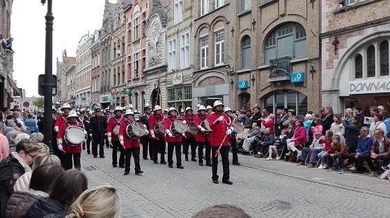 ベルギー、イーペル猫祭り 2018