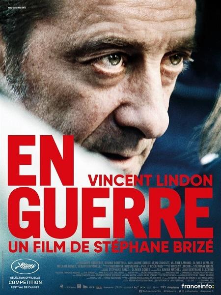ステファン・ブリゼ『En guerre/戦争中』
