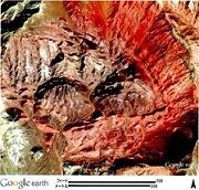 ツインズ溶岩隕石痕 - コピー