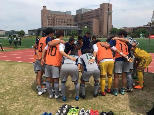 【第41回(2019年度)中国大学サッカーリーグ】第5節(2018:6:3 日)3/3