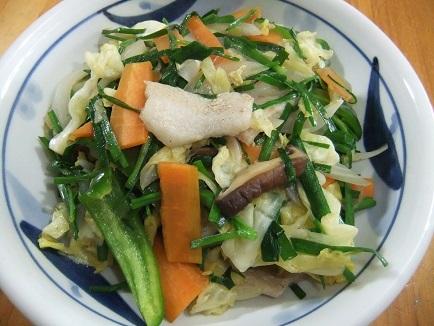 野菜丼 FUJIFILM