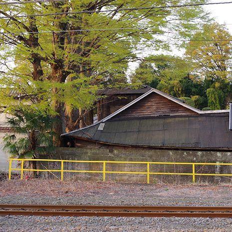 朝の松田駅