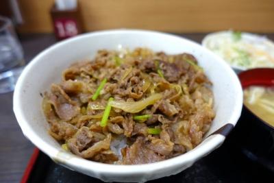 前沢SA 前沢牛の牛丼