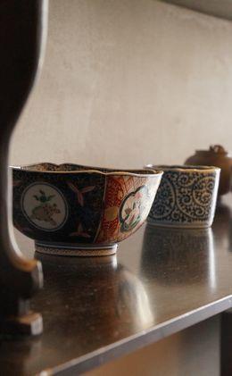 色絵鉢 (2)