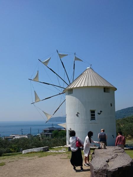 ギリシャ風車03
