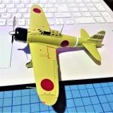 翔鶴搭載機 零戦二一型