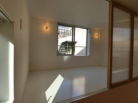 渋谷本町02ベッドルーム