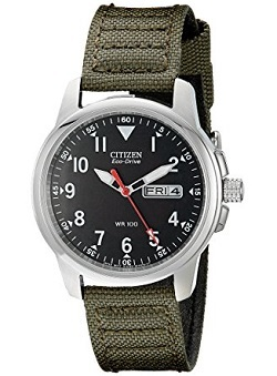 CITIZEN(シチズン) 腕時計 キャンバス ストラップ エコドライブ BM8180-03E メンズ [並行輸入品]
