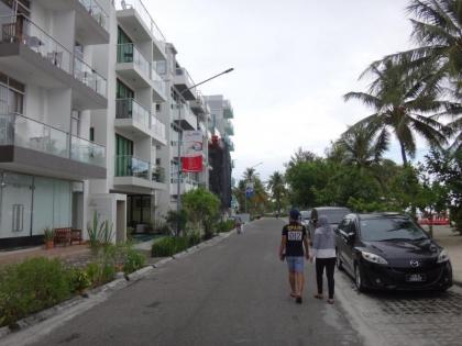 ビーチ通り1