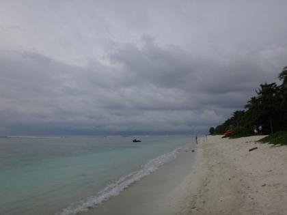 ビーチの様子2