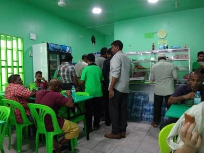 地元の食べ物屋さん(3)