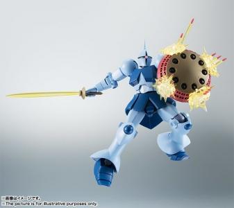 ROBOT魂 YMS-15 ギャン ver. A.N.I.M.E. (5)
