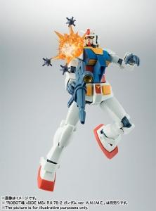 ROBOT魂 YMS-15 ギャン ver. A.N.I.M.E. (12)