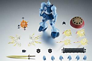 ROBOT魂 YMS-15 ギャン vert2