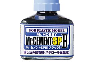 Mr.セメントSPB(ブラック)t