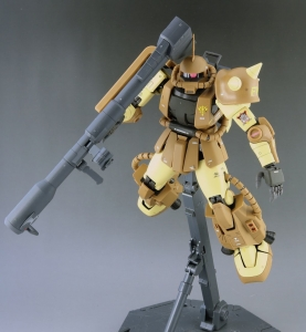 MG マサヤ・ナカガワ専用ザクII (3)
