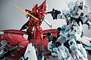 ROBOT魂 シナンジュ FINAL BATTLE SET:Featt2