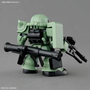 SDガンダム クロスシルエット ザクII (3)