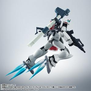 ROBOT魂 RGM-79D ジム寒冷地仕様 ver.A.N.I.M.E. (2)