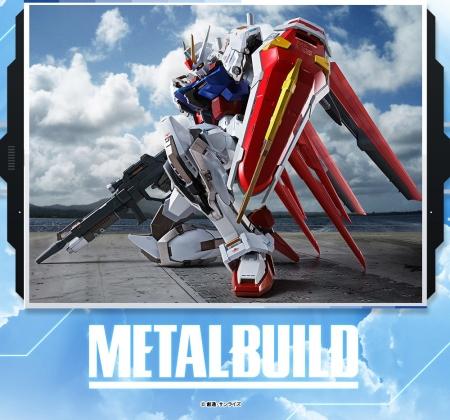 METAL BUILD エールストライクガンダム 商品説明画像 (1)