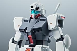 ROBOT魂 RGM-79D ジム寒冷地仕様 vert2