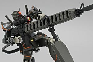 ガンプラ付録「HG ガンダムFSD用ロングレンジ・ビーム・ライフル」 (3)t
