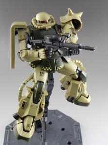 MG ブレニフ・オグス専用ザクII (5)