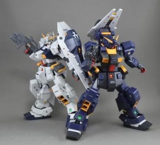 MG ガンダムTR-1[ヘイズル改](実戦配備カラー) (2)