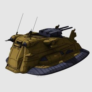大型陸戦艇ギャロップ