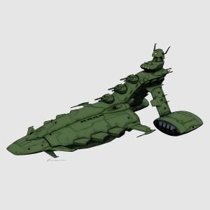ムサイ級軽巡洋艦ファルメル