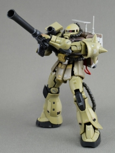 RG MS-06F ザク・マインレイヤー (4)