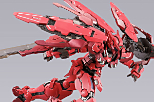 METAL BUILD ガンダムアストレア TYPE-F (GN HEAVY WEAPON SET)t (3)