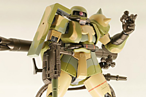 ROBOT魂 MS-06J 湿地帯戦用ザク ver. A.N.I.M.E.t (2)