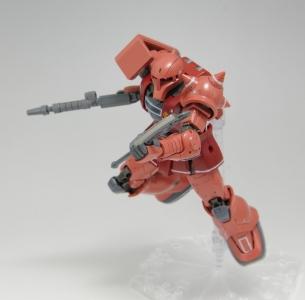 HG MS-05S シャア専用ザクⅠ (2)