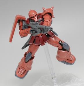 HG MS-05S シャア専用ザクⅠ (3)