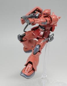 HG MS-05S シャア専用ザクⅠ (4)