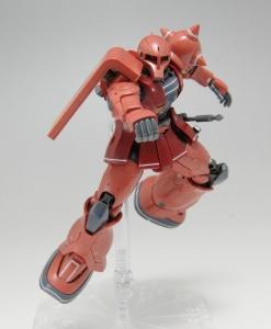 HG MS-05S シャア専用ザクⅠ (5)