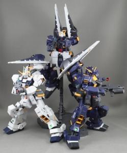 MG ガンダムTR-1[アドバンスド・ヘイズル] (2)