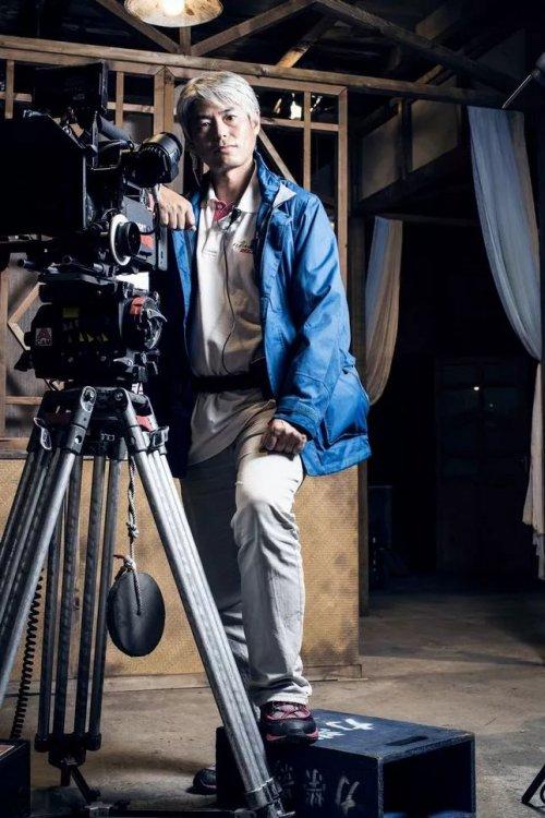 「風再起時」撮影監督
